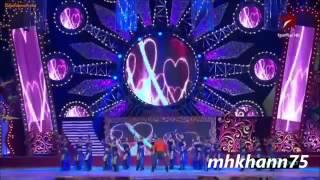 Big Star Entertiment Award 2012 Salman Khan full performance