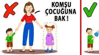 Çocuğunuza Asla Söylememeniz Gereken 10 Şey