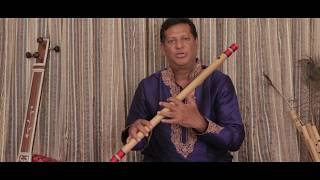 Lesson 13:  How to play Half notes, Komal and Tivra Swar in flute/ Banshi/Bansuri