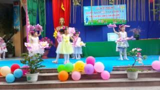 Bài múa: Trường MN hạnh phúc thân yêu