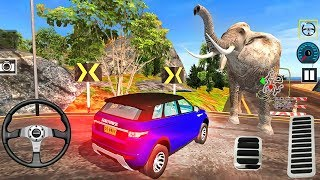 Offroad Prado Car Driver | Fortuner Racing Simulator 2018 SUV Driving | Android GamePlay