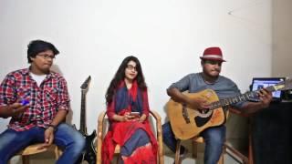 O Priyo ( Ekhon to somoy valobashar) ghuitar cover by Shahriar Chapal & Tuktuky