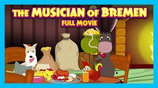 The Musician Of Bremen Full Animated Movie || Kids Stories - Best Story Collection