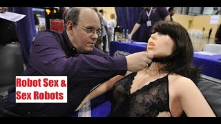 Robot Sex Pedophilia Sex Robots 2016