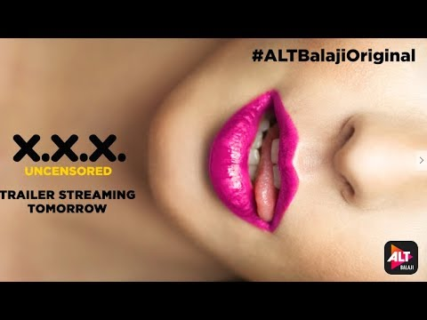 Xxx Mp4 XXX Uncensored Trailer Streaming At Midnight ALTBalaji 3gp Sex