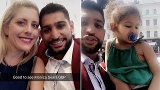 Amir Khan | Snapchat Videos | June 19th 2017