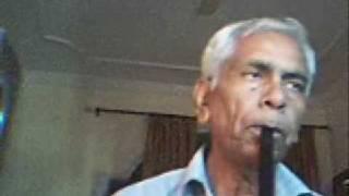Man re tu hi bataa kya gaaoon..Flute by DK Sharma
