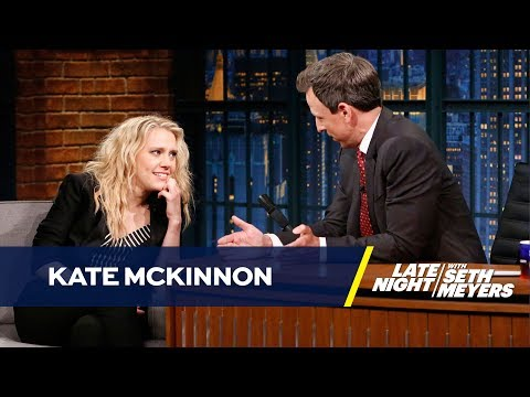 Kate McKinnon Reenacts Jeff Sessions Senate Testimony