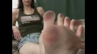 Dirty Foot Worship! (18+)