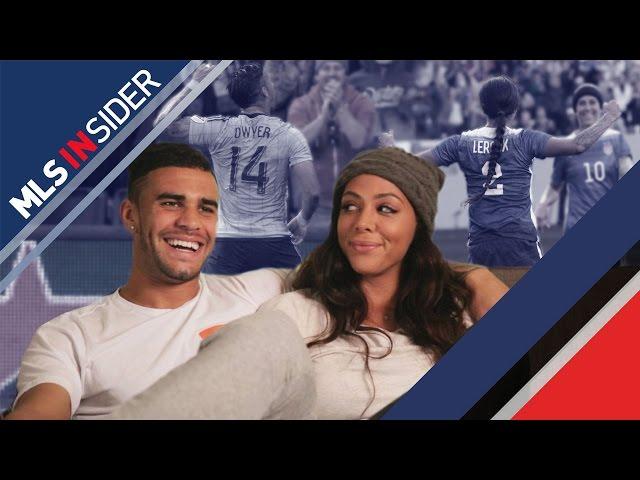 Dom Dwyer and Sydney Leroux are a striking partnership | MLS Insider