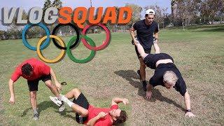 VLOG SQUAD OLYMPICS!!