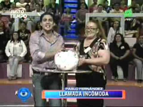 UN LLAMADO INCOMODO PABLO FERNANDEZ 26 05 2011 NQV PAT BOLIVIA