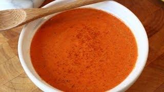Harissa Recipe - Tunisian Hot Chili Sauce
