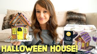 Making A Halloween House! 🏠👻