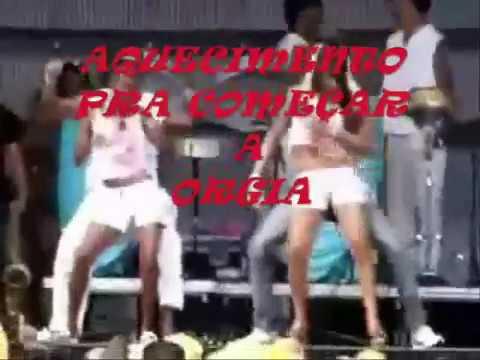 A BAIXARIA DO PAGODÃO BAIANO