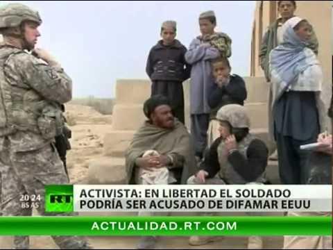 Soldado de EE. UU. capturado por talibanes Siento vergüenza de ser estadounidense