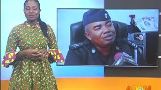 Badwam News on Adom TV (18-8-17)