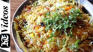 What makes the Grub Shack biryani so special?
