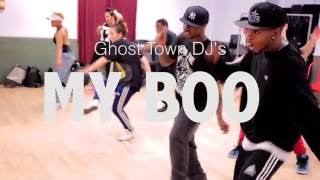 Ghost Town DJ's - My Boo | @Awilliams_Ent Choreography