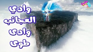 """هنا أمر الله تعالى موسى اخلع نعليك إنك بالوادي المقدس """" اين ذلك الوادي ولما هو مقدس"""""""