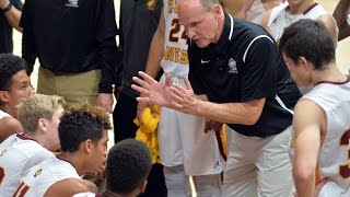 Vance Walberg coaching at Clovis West again