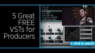 Mad Zach's Top 5 Free VST Plugins for Electronic Producers