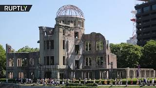 RAW: Japan marks 72 years since atomic bomb attack on Hiroshima