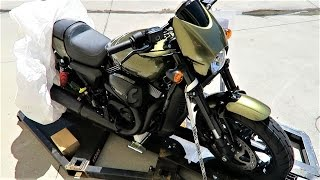 2017 Harley-Davidson Street Rod First Ride │ Full Review and Test Ride │ Buyer