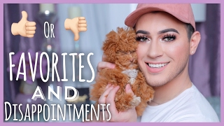 JANUARY FAVORITES and DISAPPOINTMENTS | 2017