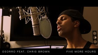 Deorro Feat. Chris Brown - Five More Hours (Acoustic Cover) by SatGill #IndianSings