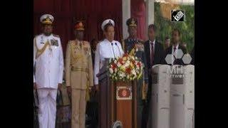 Sri Lanka honours civil war victims on 10th anniversary