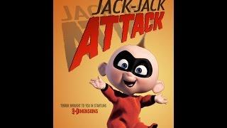 Trailer Official  El Ataque de Jack Jack 2016