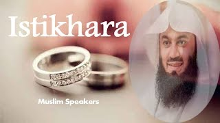 Istikhara For Marriage - Mufti Menk - 2018