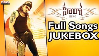 Hero Telugu Movie Songs Jukebox II Nithin, Bhavana