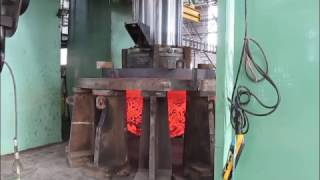 Hot pressing Process