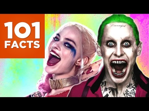 watch 101 Facts About Suicide Squad