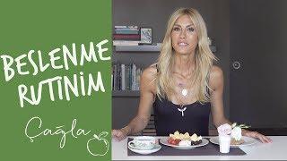Çağla | Beslenme Rutinim |  Yaşam-Güzellik-Bakım