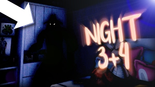 THIS GUY IS TOO INTENSE! |  Boogeyman 2 (Night 3-4)