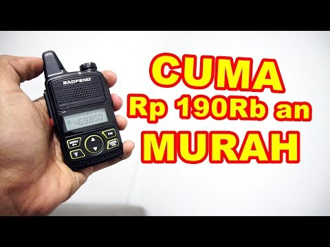 Xxx Mp4 Review Radio Transceiver Baofeng BF T1 Mini VLOG197 3gp Sex