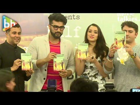 Xxx Mp4 Arjun Kapoor S Special Speech On Bhojpuri Language Half Girlfriend Book Launch 3gp Sex