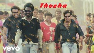Thozha - Title Track Video   Premgi Amaren, Vasanth Vijay