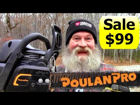 Xxx Mp4 NEW Poulan Pro Chainsaw 18 Inch 42cc Unboxing Start Up And Operation 3gp Sex