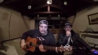 Cacife Clandestino - Só me ligar (COVER Lucaszapp ft. Juliano Beatbox)