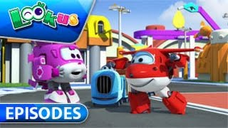 【Official】Super Wings - Episode 33