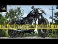 Eimor Customs - Royal Enfield Custom Made Bobber - 43 | Latest Bikes 2018 | Royal Enfield Modified