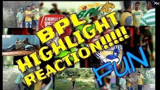 Funny video - BPL Highlight Reaction ( Try not lough)বছরের সবচাইতে সেরা ফানি video