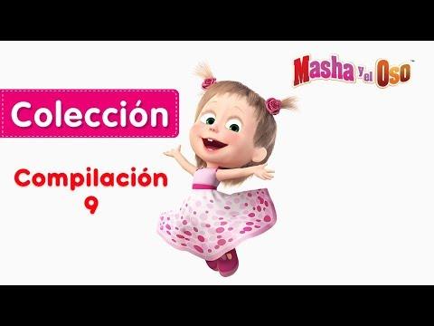 Xxx Mp4 Masha Y El Oso ✨ Compilación 9 ✨ 20 Minutos Dibujos Animados En Español 3gp Sex