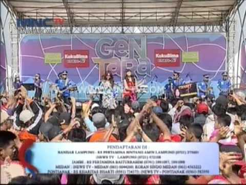 "Via Vallen Feat. Nita Thalia "" Bang Jono "" - Grebek Nusantara (2911)"