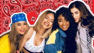 Fifth Harmony Primera Portada de Revista Sin Camila, Luciendo HERMOSAS!