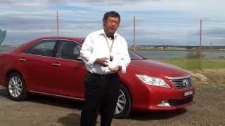 2013 Toyota Aurion V6 petrol 6 speed automatic Edmund Chow www.mydriveawaycar.com